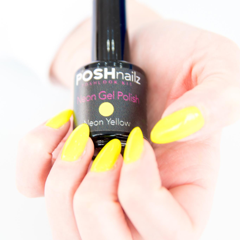 a461bccef65 Gel Polish – Neon Yellow. Home   Gel Polishes   Gel Polish ...