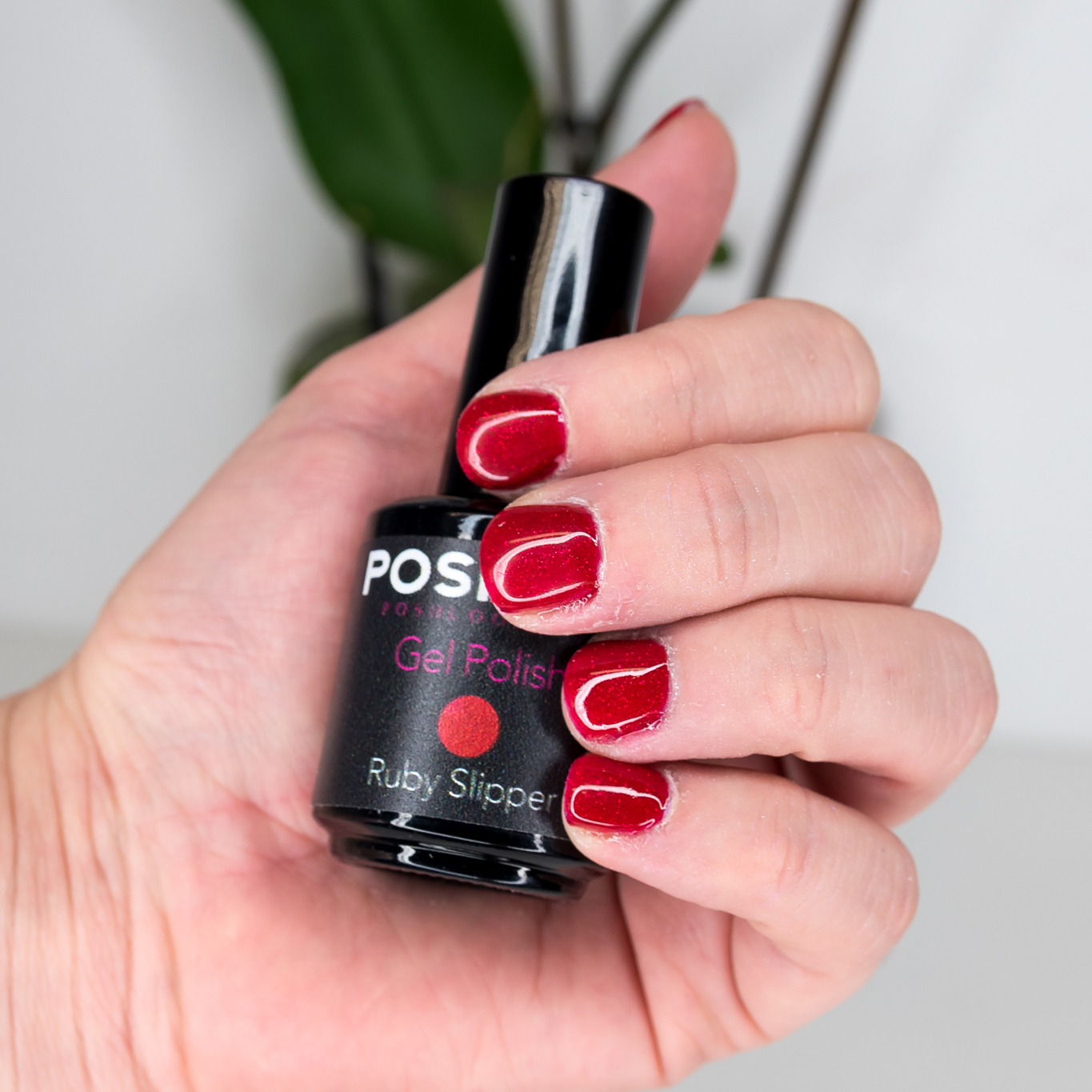 Gel Polish – Ruby Slipper. Home / Gel Polishes / Gel Polish – Ruby Slipper