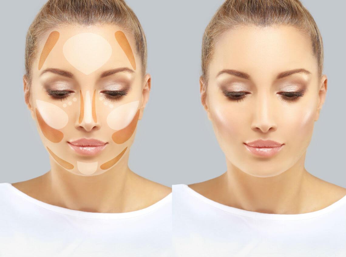 makeup list