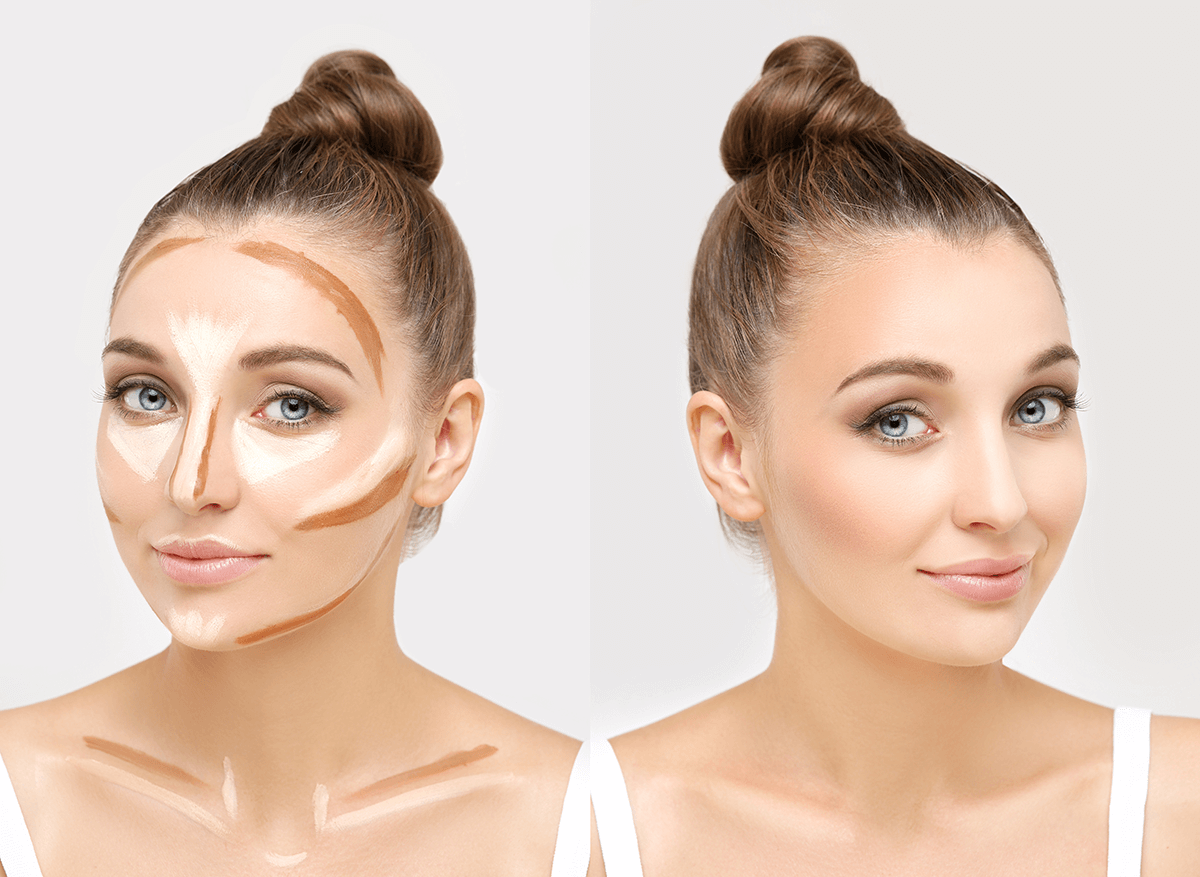 how to contour, how to contour for beginners