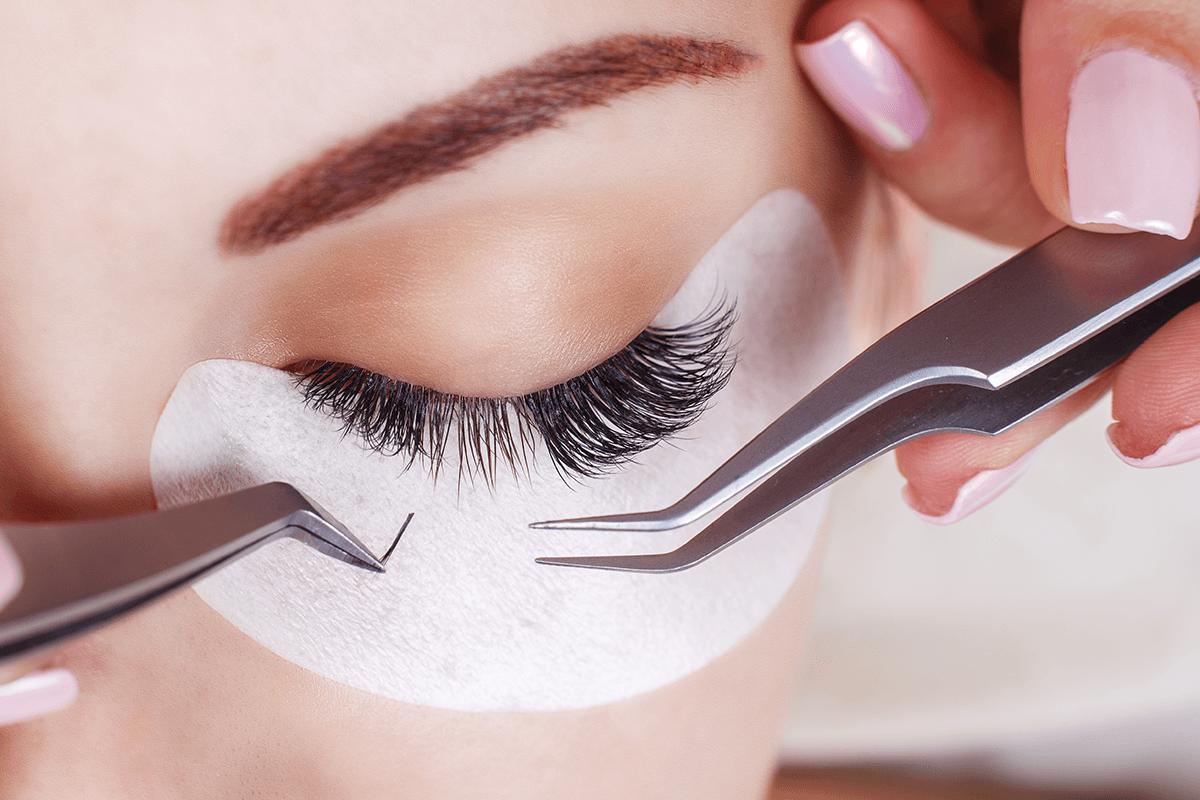 semi permanent lashes, how to remove semi permanent lashes