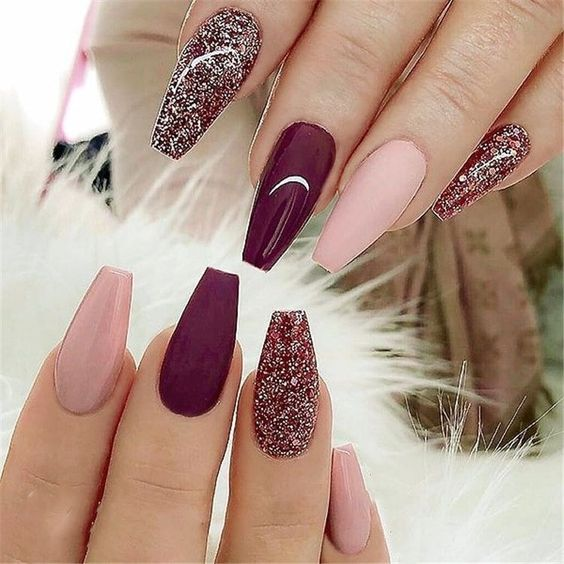 winter nail designs