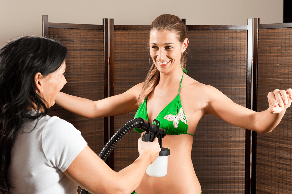 spray tanning course, one day spray tanning course