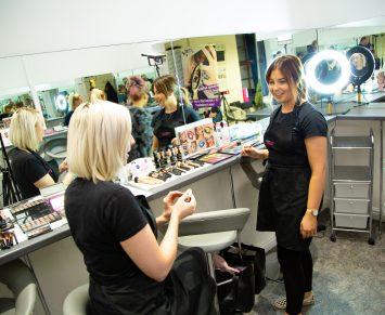 makeup artist career