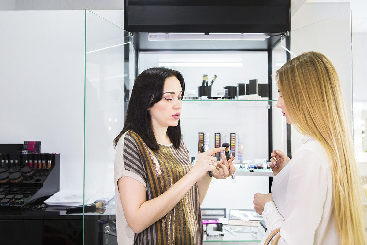 makeup artist course, being a makeup artist