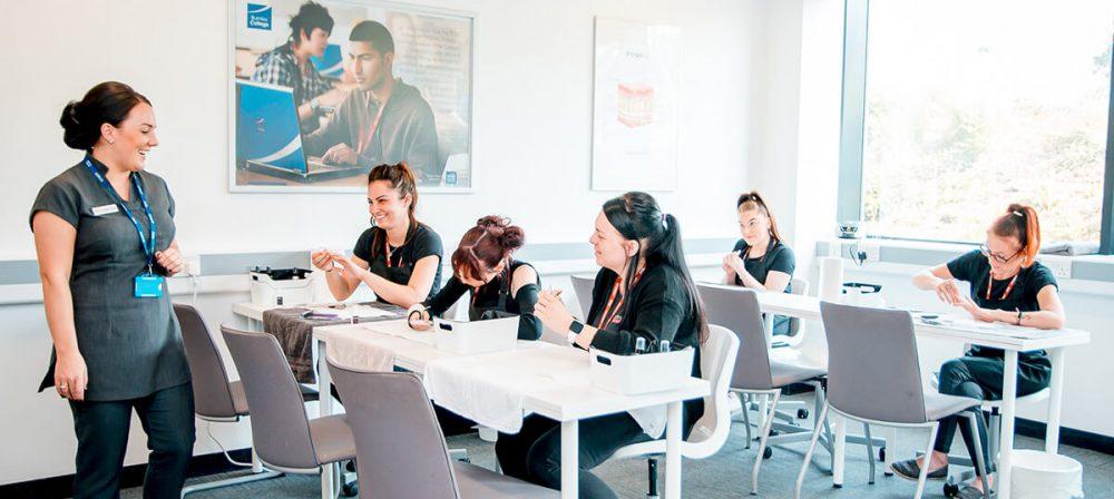 beauty industry careers