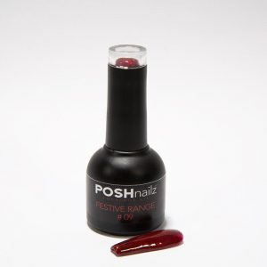 Posh Nailz Festive Glitter Gel Polish