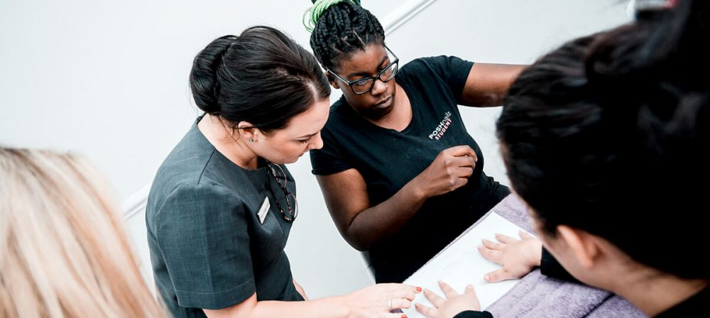 nail technology courses