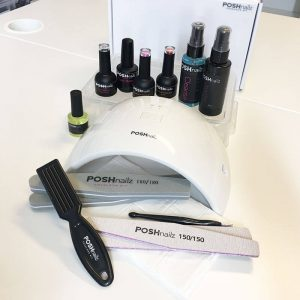 Gel Polish Home Start-Up Kit | Posh Look