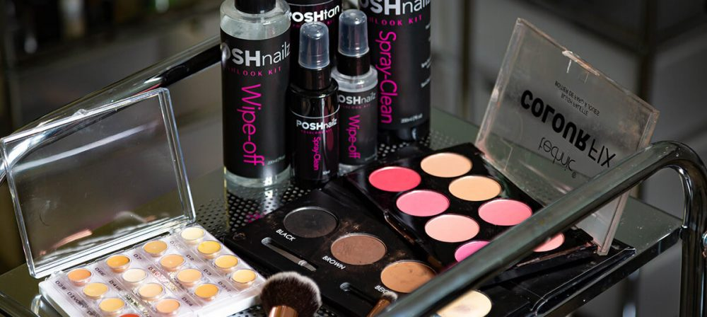 how to start a makeup line