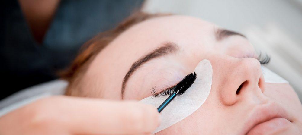 Posh Look eyelash technician course