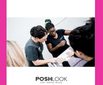 Posh look nail technology course